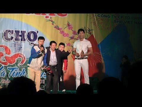 Thánh tán gái Hà Tĩnh - Em Yêu Anh Như Câu Hò Ví Dặm (2015)