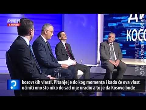 Драган Шутановац: Унутрашњи дијалог је фарса и Вучићево прање савести!