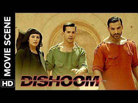 Ye bahut bacchon ka pappa hai   Dishoom   Movie Scene