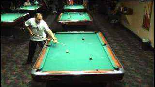 Amar Kang Vs Alex Pagulayan - Jay Swanson Memorial 9-Ball Tournament / 2012