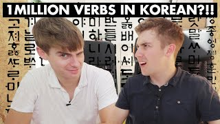 Video 🇰🇷 KOREAN VERBS MAKE OLLIE CRY MP3, 3GP, MP4, WEBM, AVI, FLV Maret 2019