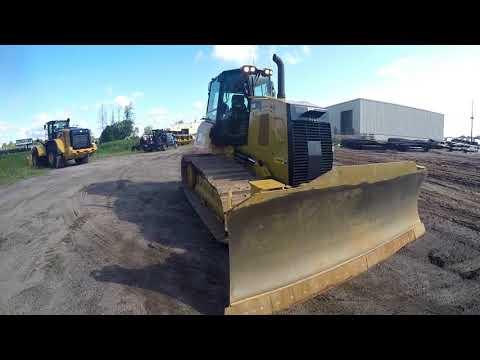 CATERPILLAR TRACTORES DE CADENAS D6K2LGP equipment video _njkZSbbycE