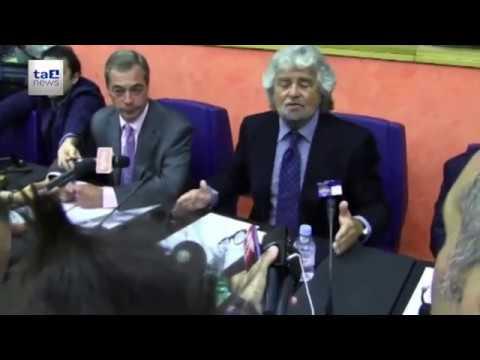 M5S DIVORZIA DA EUROSCETTICI, SALVINI: