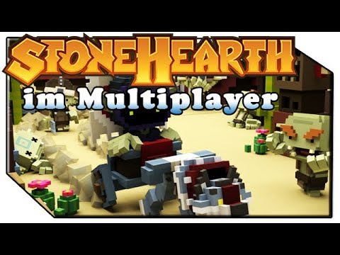 Stonehearth | #10 | Multiplayer
