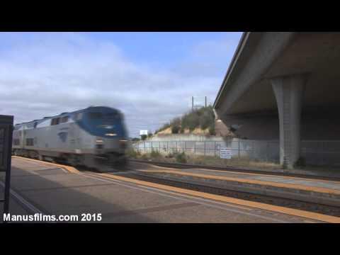Amtrak California Zephyr #6 Through Suisun City/Fairfield