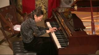 Dina plays Tchaikovsky's Mazurkas and Dance of the Sugar Plum Fairy/Nutcracker