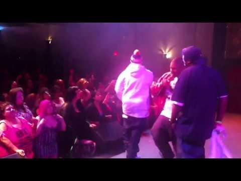 Doja Clik backstage footage (E40 Salinas show)