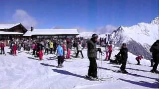 Gargellen Austria  City pictures : Skiing 2011 Gargellen Austria