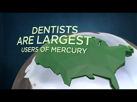 Mercury from fillings in your teeth can't go down public sewers anymore, EPA rules