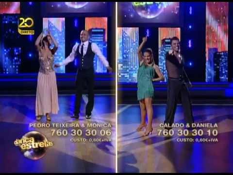 Dança com as Estrelas 5 ª Gala - Pedro Teixeira - O duelo