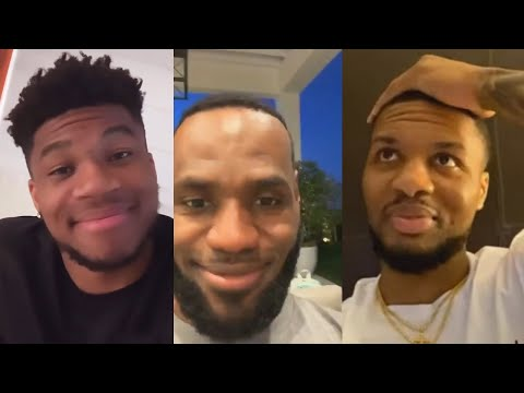 NBA Players React To Nets Getting Eliminated By Bucks In Game 7 Of ECSF