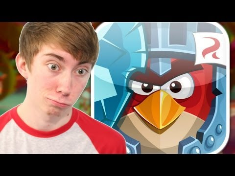 ANGRY BIRDS EPIC – Part 2 (iPhone Gameplay Video)