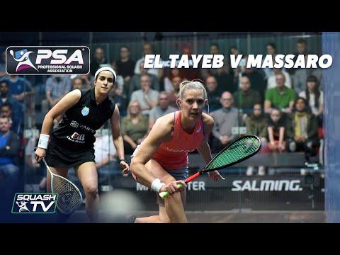 PSA Rewind - El Tayeb v Massaro - Manchester Open 2019 - Full Match