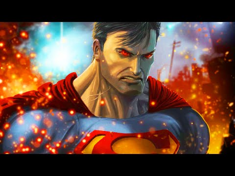 """SUPERMAN GOES A$$ HOLE MODE! - Injustice """"Batman"""" Gameplay (Injustice Story Mode Chapter 1)"""