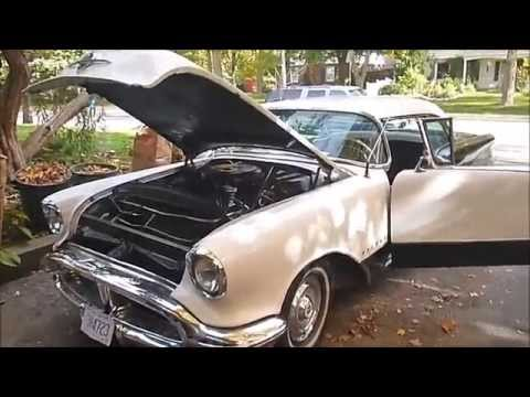 Roger's 1956 Oldsmobile update and carpet install
