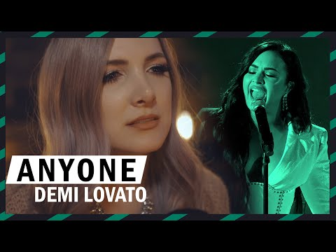 "Demi Lovato  ""Anyone"" Cover by Halocene"
