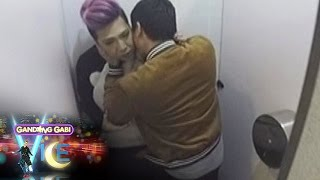 What would you do if you caught Coco Martin and Vice Ganda kissing inside the cubicle? Subscribe to ABS-CBN Entertainment ...