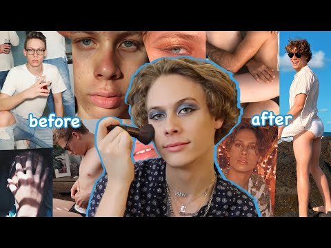 GRWM: How I Gained Self-Confidence & Became Comfortable With My Sexuality & Gender Expression