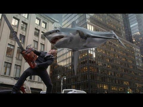 Sharknado movie clip