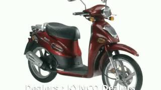 9. 2011 KYMCO People 150 -  Specs Details - Motorcycle Specs
