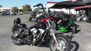 2. 329845 - 2006 Harley Davidson Dyna Street Bob FXDB - Used Motorcycle For Sale