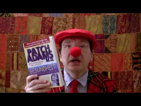 Fundraiser Guy Giard Patch Adams' Humanitarian Clown in Guatemala March 2014