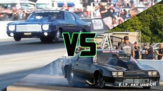 Street Outlaws SHOWDOWN - KYE KELLEY vs DOC Grudge Race! by 1320Video