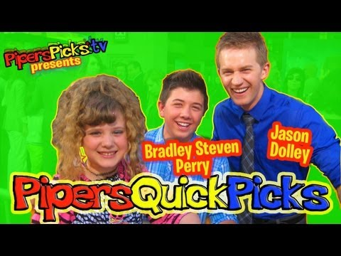 PQP #098: GOOD LUCK CHARLIE New Baby Talk! BRADLEY STEVEN PERRY & JASON DOLLEY Interview with PIPER REESE!