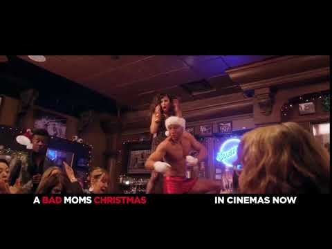 A Bad Moms Christmas L Out Now On Blu-Ray & DVD