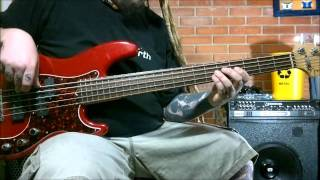 Change ( In The House Of Flies) bass cover - Deftones