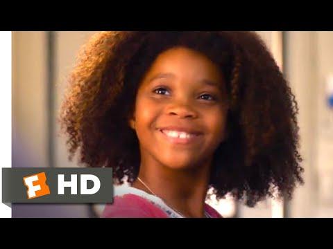 Annie (2014) - Annie's Class Song Scene (1/9) | Movieclips