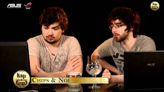 (HD159) Kings of Europe 3rd Place - Sypher vs Mistral - League Of Legends Replay [FR]