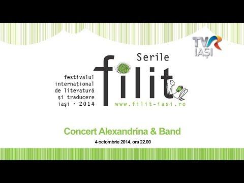 Concert Alexandrina & Band