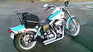 9. Harley Davidson Dyna Wide Glide 2004 twin cam