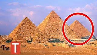 Video 10 Creepy Things Everyone Ignores About The Pyramids MP3, 3GP, MP4, WEBM, AVI, FLV Januari 2018