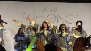 [Fancam] JKT48 - So Long! @ So Long! HS Festival