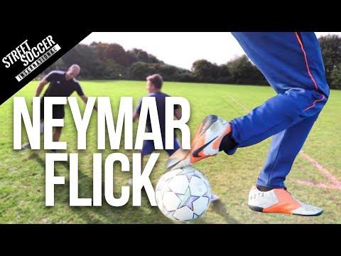 Neymar Skills - Learn Neymar Flick Football skill