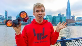SEARCHING FOR MISSING GRACE SHARER with GAME MASTER SPY GADGETS AND TOP SECRET MYSTERY CLUES!!