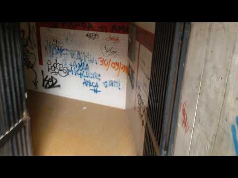 Teramo, sottopasso di Piazza Garibaldi all'abbandono: denuncia su Youtube