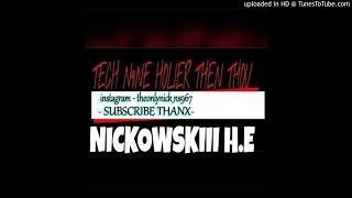 Tech N9ne (ft. Krizz Kaliko) - Holier Than Thou
