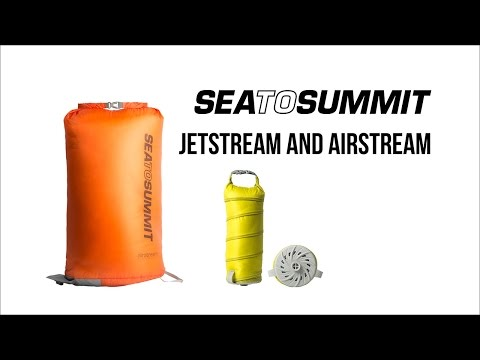 Vídeo - Saco Organizador Sea to Summit Jet Stream Pump Sack