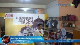 Kaos Piyoh, Ajak Kamu Berbagi Aceh Di mana Aja