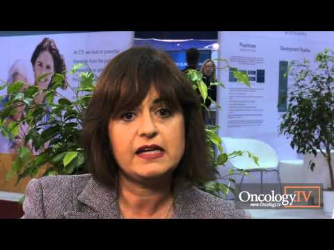Dr. Esther Oliva: Azacitidine As Post-Remission Therapy in Elderly Patients with AML