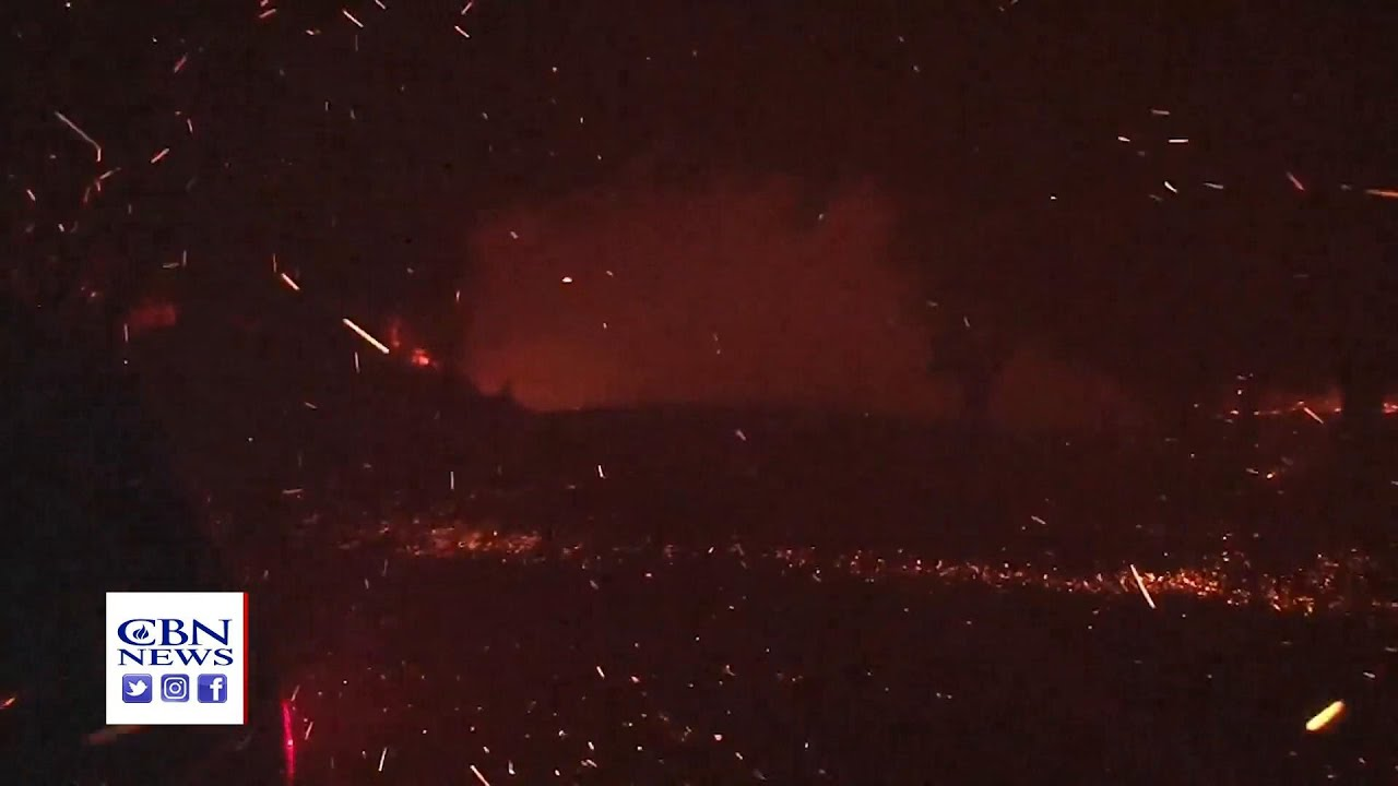 CA Faces Emergency as Merciless Hurricane-Force Winds Spread Wildfire Destruction