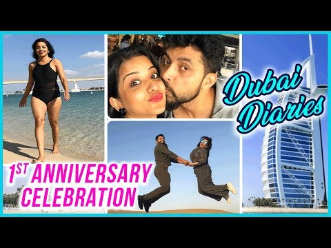 Monalisa And Vikrant First ANNIVERSARY Celebration
