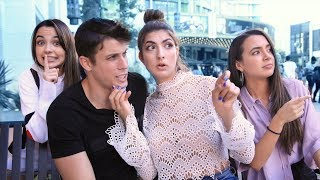 Video Twin Swap Prank On My Boyfriend with The Merrell Twins! MP3, 3GP, MP4, WEBM, AVI, FLV Oktober 2018