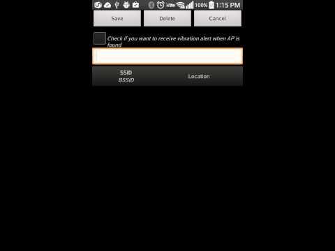Video of WiFi Monitor