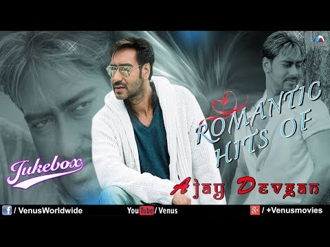 """Ajay Devgan"" Romantic Hits | Audio Jukebox"