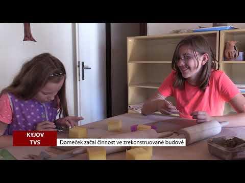 TVS: Deník TVS 11. 10. 2018