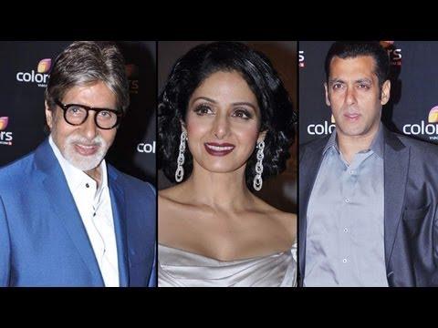 Bollywood Parties Hard At The Colors Bash
